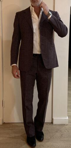Vintage Italian Mens Suit