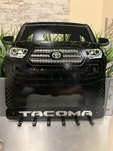 Toyota Tacoma 3rd Gen Bottle Opener Key Chain Stainless Steel Taco 3G TRD Pro
