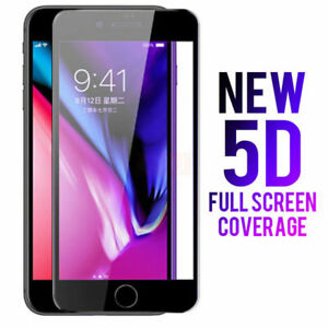 Apple-iPhone-8-PLUS-5D-Full-Coverage-Tempered-Glass-Screen-Protector-BLACK