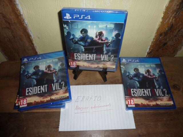 Resident Evil 2 PS4 Brand New Sealed