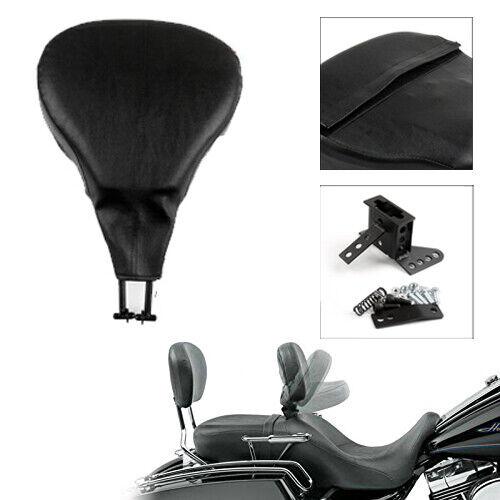Driver Rider Backrest Dossier Pour Touring Street Glide Road King Custom FLHR FR