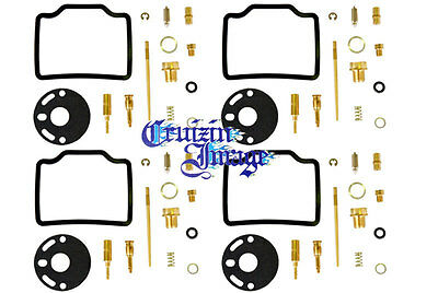 Honda CB750K K1 K2 K3 K4 K5 K6 Carb Repair Kits 4 Repair Kits Include 48-1912