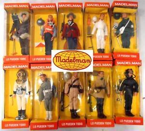 elige-MADELMAN-buzo-marinero-cazador-policia-geyperman-militar-soldado