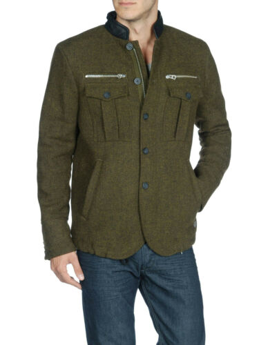 100 chigi Jacket Authentic Diesel M Size Brown W xf5nYqwR