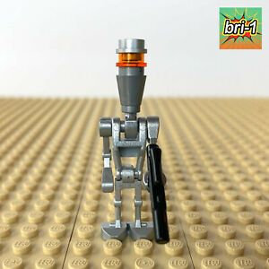 Assassin Droid LEGO Star Wars MiniFigure Silver With Blaster Set 8015