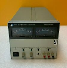 Hp Agilent 6002a 50 V 10 A 200 W Analog Display Dc Power Supply Tested