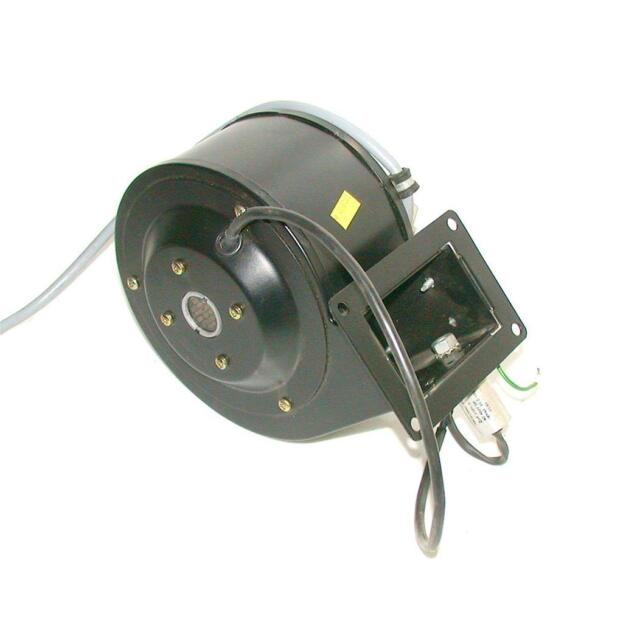 ruck single phase blower motor assembly 230 vac model ge120 2a 40142
