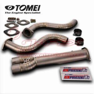 Details about TOMEI Expreme Titanium Ti Mid Y-Pipe for FAIRLADY Z Z33/350Z  VQ35DE 431004