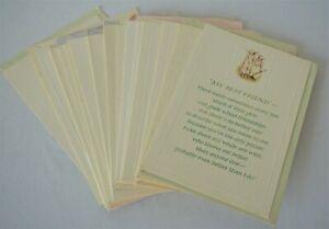 15-Holly-Hobbie-Vintage-Greetings-Cards-American-Greetings-w-HH-Envelopes-VHTF