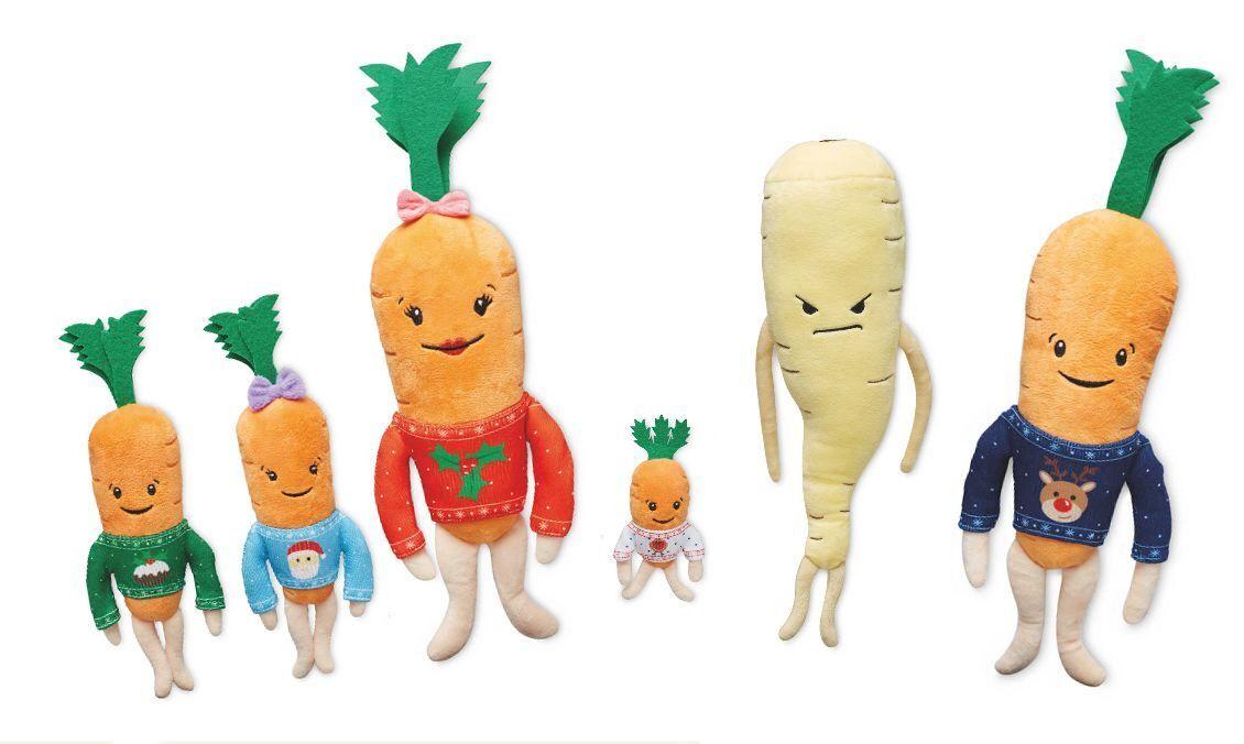 Kevin la carossoa Aldi giocattolo morbido Edizione Limitata Natale annuncio 2018 Set Completo