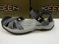 Keen Womens Sandals Bali Strap Neutral Grey Black Size 9.5
