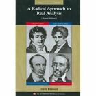 A Radical Approach to Real Analysis by David M. Bressoud (Hardback, 2007)