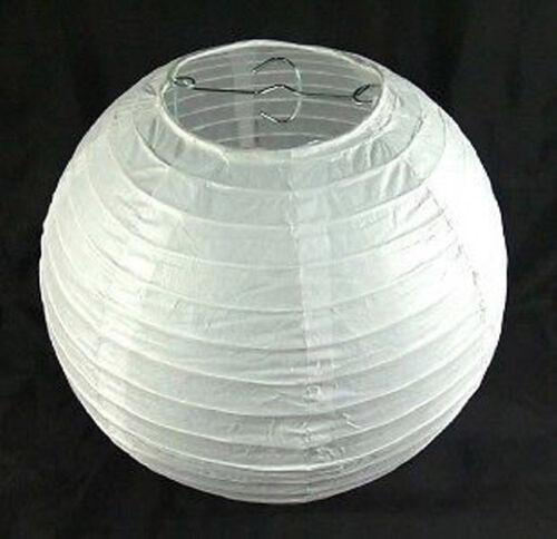 """16 /"""" 40cm Rond Papier Lanternes l/'abat-jour décoration ajouter humeur atmosphère tone"""