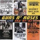 Guns N' Roses Live Era 87-93 2 Disc CD 22 Tracks 1999 Post