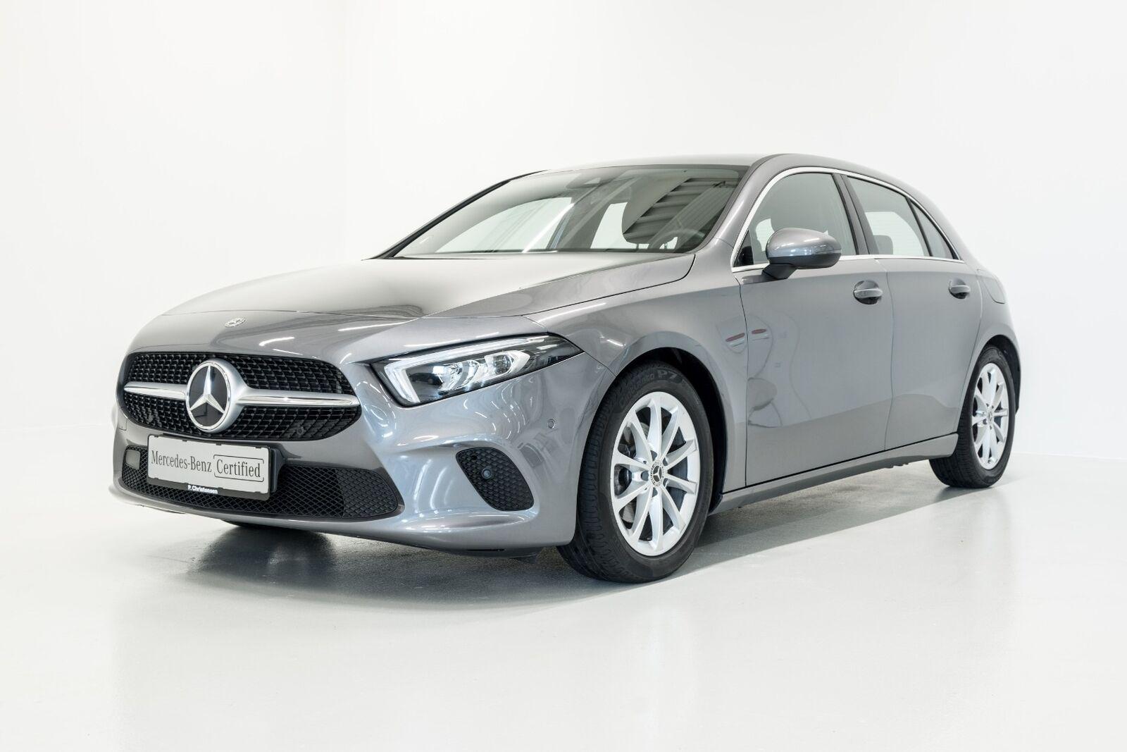 Mercedes A180 d 1,5 Business Progressive Line aut. 5d - 289.900 kr.