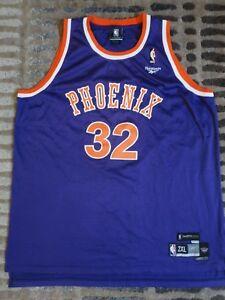 3fa5e7c1c Phoenix Suns 1975-76 Stoudemire Reebok Retro Rewind Sewn Jersey XXL ...