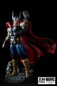 XM-Studios-Thor-1-4-Statue-Figure-NEW-amp-SEALED-with-COIN-FEDEX-FREE-SHIPPING