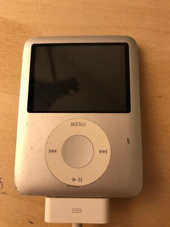 iPod, iPod nano 3rd gen, 4 GB