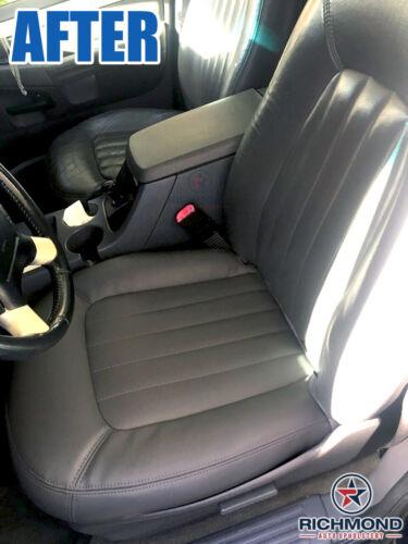 Passenger Side Bottom Leather Seat Cover Gray 04-05 Ford Explorer Rims Wheels