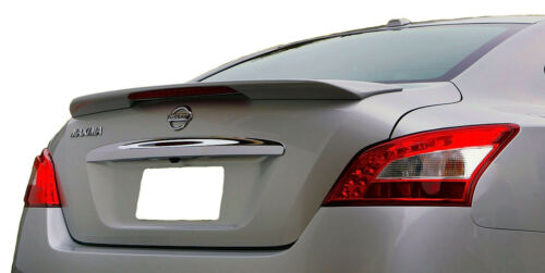 UNPAINTED REAR WING SPOILER FOR A NISSAN MAXIMA FACTORY STYLE 2009-2015