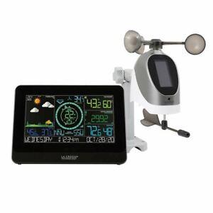 La-Crosse-Technology-Wireless-Wi-Fi-Wind-amp-Weather-Station-w-Breeze-Pro-Sensor