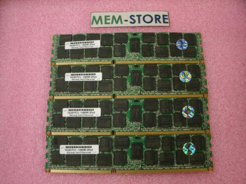 3.5Ghz 6-Core 64GB 4x16GB PC3-14900 1866MHz Memory Mac Pro 6,1 3.0Ghz 8-Core