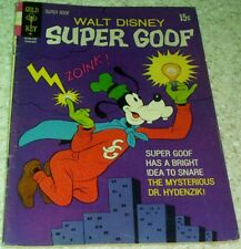 Walt Disney's Super Goof 20, (FN- 5.5) 1972, 40% off Guide!