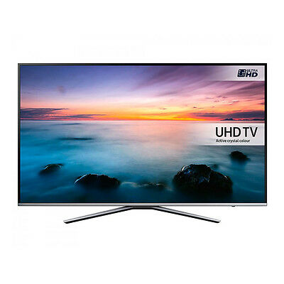 """Samsung UE49KU6400 49"""" Smart Built-In Wi-Fi UHD 2160p LED TV with Freeview HD"""
