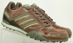 ADIDAS X Country Chaussures 114526 Brown Running Trail