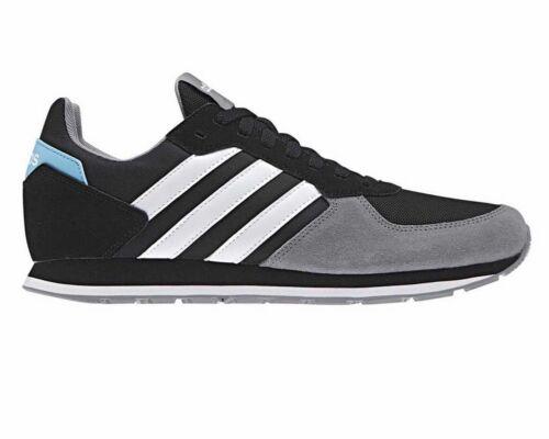 gymnastique Chaussures Adidas Noir Baskets de Hommes 8k Gris Running B44675 wz4fZ