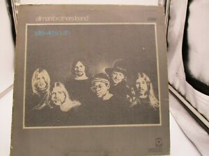 Allman-Brothers-Band-034-Idlewild-South-034-SO-33-342-Orig-LP-VG-VG-cover-VG