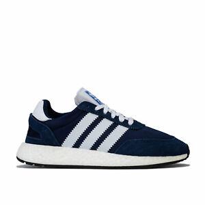 Short-Femme-Adidas-Originals-I-5923-Trainers-in-Collegiate-Navy-Chaussures-Blanc