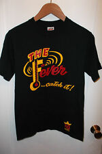Fever Records Catch It The Music Promotion Disco Concert Club Urban T Shirt Sm