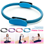 Pilates Circle Ring Dual Grip Fitness Weight Exercise Yoga Body Gym Trainer Tool