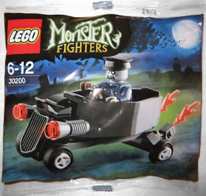 LEGO-Monster-Fighters-30200-Coffin-Car-Zobmie-Chauffeur-Polybag-Promo-Beutel