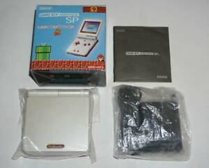 Nintendo-Game-Boy-Advance-SP-FAMICOM-GBA-AGS-Limited-Edition-from-JP-FS