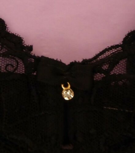 Marks /& Spencer Autograph 32DD 36A 36B 36F 38C new black embroidered balcony bra