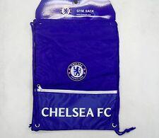 Chelsea FC Gym Sack Official Licensed Rhinox