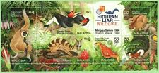 "Malaysia 1996 Stamp Week 1996 Opt.""Hong Kong'97"" ~ Mint"