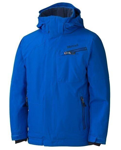Marmot Boys Freerider Jacket, Gefütterte Skijacke für Kinder