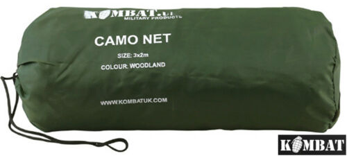 Kombat Camo Net Camoflage Camouflage Camo Netting Hunting Shooting Den Kit New