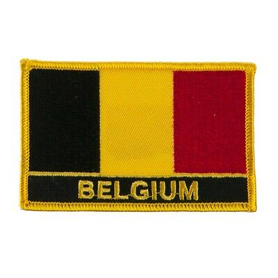 """IRON-ON NEW 2.5 x 3.5/"""" FREE SHIPPING 3 INDIA FLAG EMBROIDERED PATCHES"""
