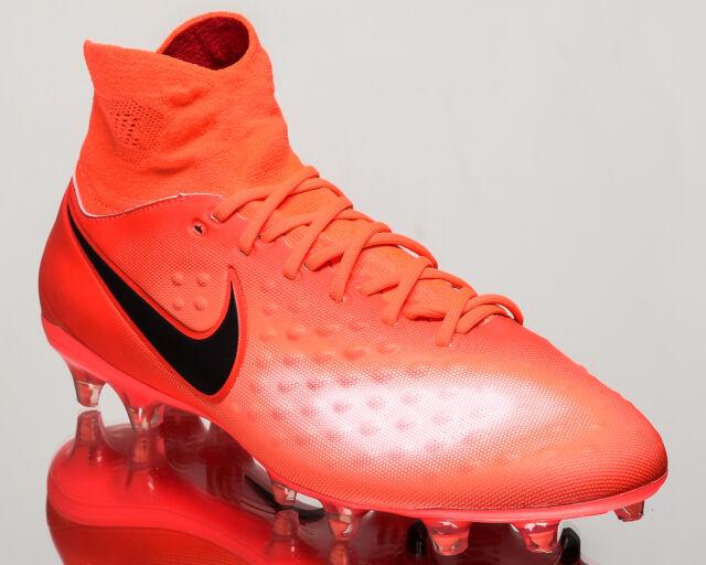 detailed look 8f266 796fe Super Nike Size 12 Magista Orden II Soccer Cleats Crimson 843812-806 FG   QG 65