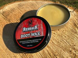 REDBACK-BOOT-WAX-weatherproofing-treatment-for-leather-footwear-with-beeswax