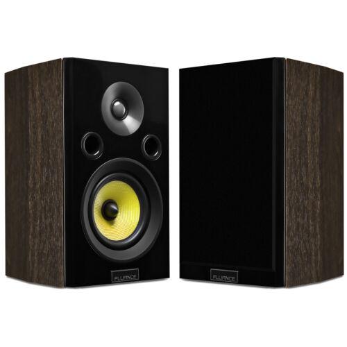 HFSW Fluance Signature Series HiFi Two-way Bookshelf Surround Sound Speakers