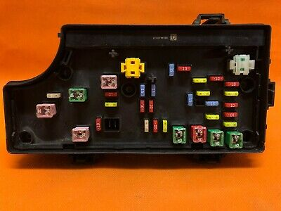 06-09 CHRYSLER PT CRUISER TIPM FUSEBOX FUSE BOX CONTROL ...