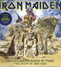 Iron Maiden - Somewhere Back in Time - New Ltd Edn Double Vinyl Picture Disc LP
