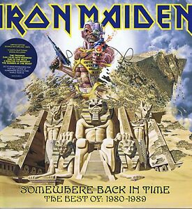 Iron-Maiden-Somewhere-Back-in-Time-New-Ltd-Edn-Double-Vinyl-Picture-Disc-LP