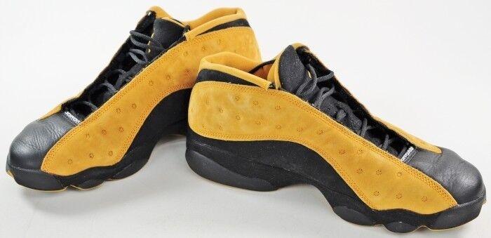 136008 071 Nike Air Jordan Low nero nero nero Chutney Dimensione 11 scarpe a1e3cd