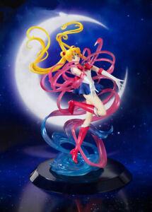 Anime-Sailor-Moon-Crystal-Power-Action-Figures-Model-Toy-25cm-PVC-Box-Gift